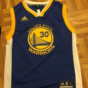 Youth Medium Curry Jersey